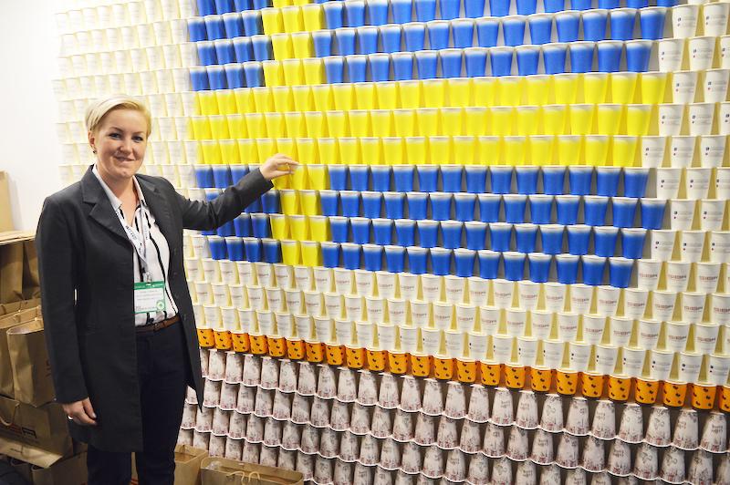 Diana Campean, försäljningsansvarig på Siba Packaging.