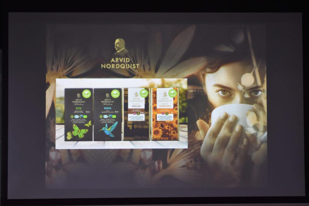 Även om de flesta känner igen Arvid Nordquist, är de livsmedelsleverantör för en rad andra varumärken.