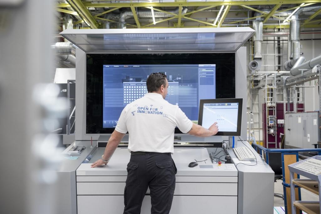 Heidelberg rankas som topp 25 i Tyskland bland företag som ansökt om patent för lösningar kopplat till den digitala utvecklingen.